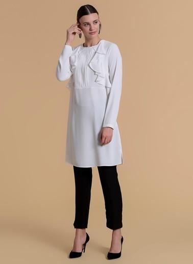 Dresslove Tunik Beyaz